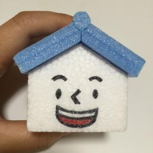家みつくんの作り方~発泡スチロール編~32