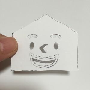家みつくんの作り方~発泡スチロール編~27