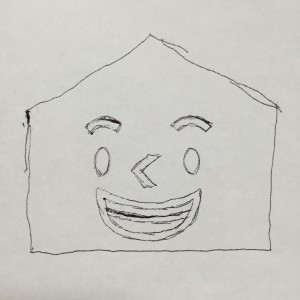 家みつくんの作り方~発泡スチロール編~26