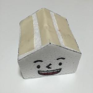 家みつくんの作り方~発泡スチロール編~30